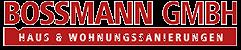 Bossmann GmbH Saarbruecken | Sanierung und Renovierung aus einer Hand Logo
